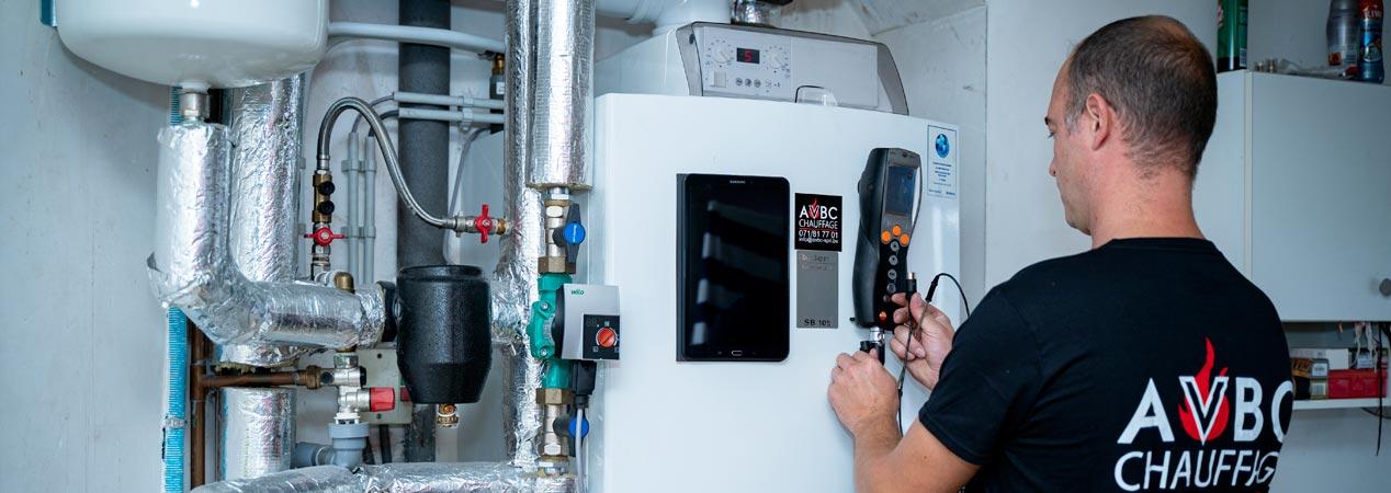 Chauffagiste agréé pour audit, réception, diagnostic de chaudières et installations de chauffage