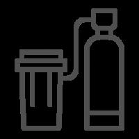 Installation d'adoucisseurs d'eau